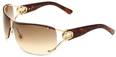 Gucci Ladies GUCCI 2807 S Wrap Sunglasses by Gucci