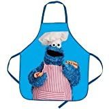 Apron in a Tube - Sesame Street (Cookie Monster) by Half Moon Bay