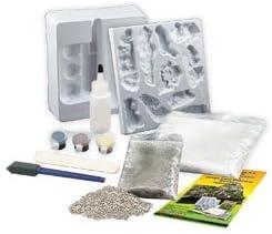 Bulk Buy Woodland Scenics 2-Pack Diorama Kit Rock Making SP4121