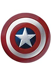 Disguise Marvel Captain America The Winter Soldier Movie 2 Child Shield, No Size