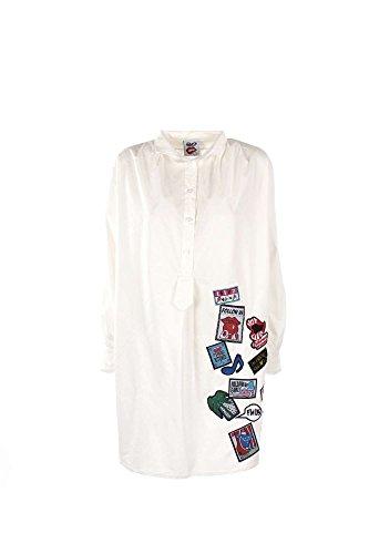 Follow Us FUD908 Camicia Donna Bianco Xs