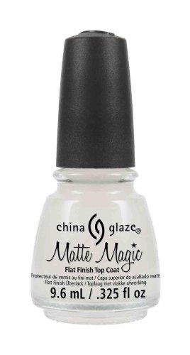 China Glaze Matte Magic Top Coat (Matte Polish compare prices)
