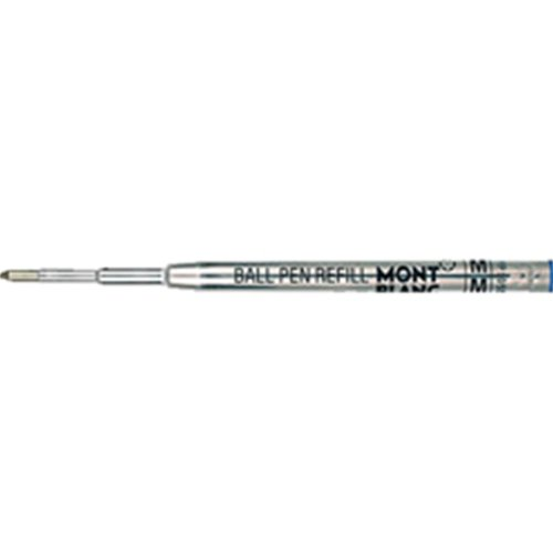 MONTBLANC core replacement [Mont Blanc] for ball-point pens (refill) BK (black) M (character) (japan import)