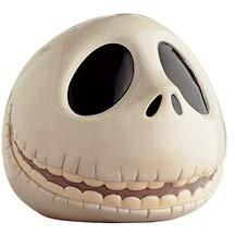 Disney Nightmare Before Christmas Jack Skellington Cookie Jar