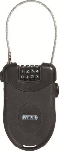 Imagen principal de Abus 52920-7 Combiflex 202/90 - Candado de cable (90 cm), color negro