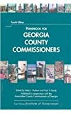 img - for Handbook for Georgia County Commissioners book / textbook / text book