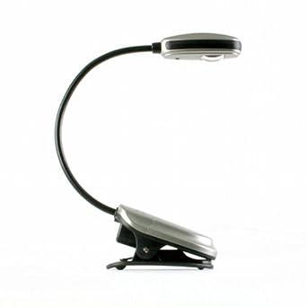 Mighty Bright eFlex - Luz de lectura para Kindle y Kindle Touch, color plata