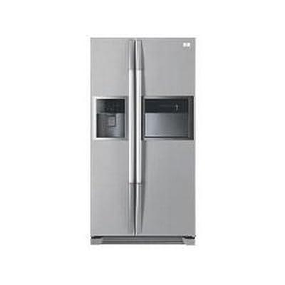 Videocon VPP60ZPS Side-by-side Refrigerator (618 Ltrs, Platinum Silver)