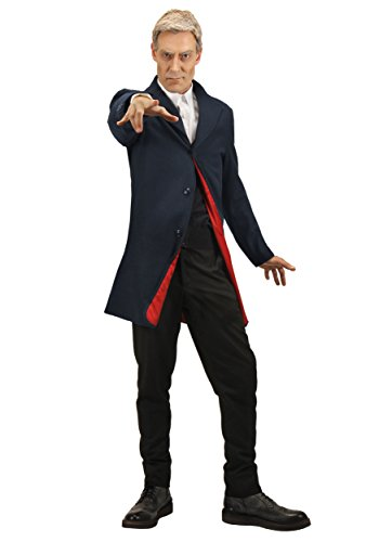 Doctor Who Twelfth Doctor Mens Jacket by elope (Door Into Silence compare prices)