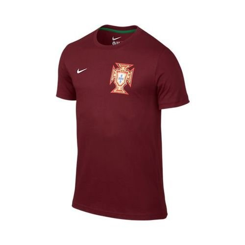 2014-15 Portugal Nike Core Tee (Red) (Nike Club America Jersey 2014 compare prices)