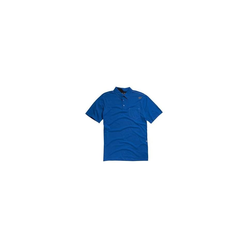 Fox Racing Outfoxed Polo   Small/Blue