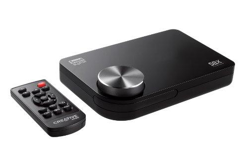 Creative Sound Blaster X-Fi Surround 5.1 Pro r2 ハイレゾ対応 USBオーディオインターフェース 再生リダイレクト SB-XFI-SR5R2