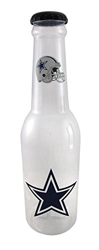 NFL Dallas Cowboys Bottle Bank, 21-Inch, Multi-Color - 1