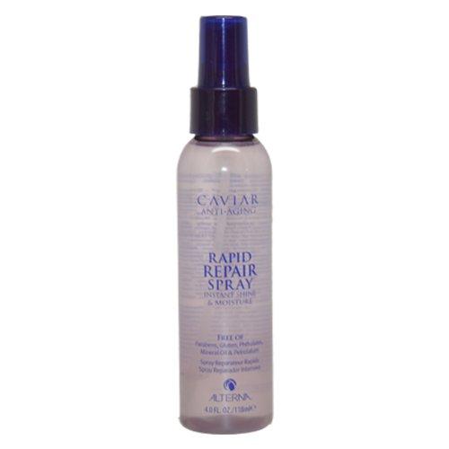 Caviar Anti-Aging Rapid Repair Hair Spray By Alterna for Unisex, 4 Ounce (Alterna Split End compare prices)