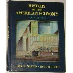 Walton History of the American Economy 6e