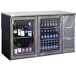Back Bar Coolers front-396178
