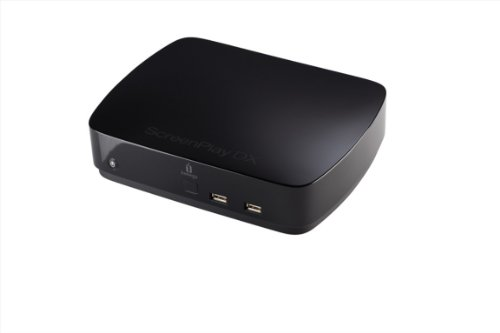 Iomega 35040  1TB ScreenPlay DX HD Wireless Media Player
