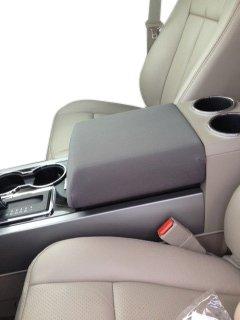 HONDA PILOT 2012-2015 SUV Auto Center Armrest Neoprene Covers Center console Neoprene Waterproof cover - Gray (Center Console Cover Honda Pilot compare prices)