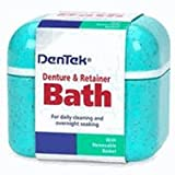 DenTek Denture Bath