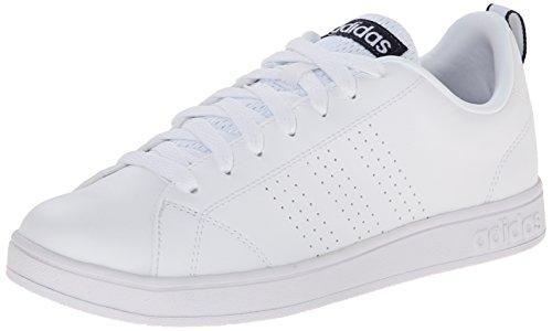 Adidas Advantage Clean VS Donna US 9.5 Bianco Scarpe ginnastica