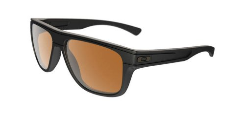 Oakley mens Breadbox OO9199-04 Sport Sunglasses,Matte Black,55 mm