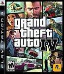 Grand Theft Auto IV - PlayStation 3