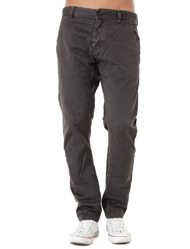 Japan Rags Fokker Carrot Grey Man Trousers Men - W34