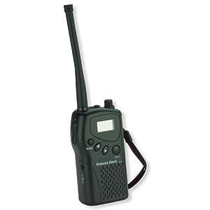 Dakota Alert MURS Wireless 2-Way Handheld Radio, M538-HT