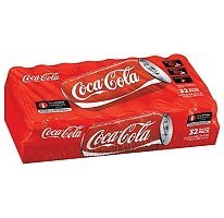 Coca-Cola - 32/12 oz.