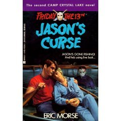 Jason's Curse (Tales from Camp Crystal Lake #2)