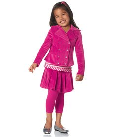 hot pink velour jacket 12