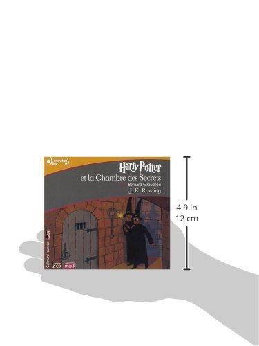 Libro harry potter et la chambre des secrets cd di rowling j k - Harry potter et la chambre des secrets ebook gratuit ...