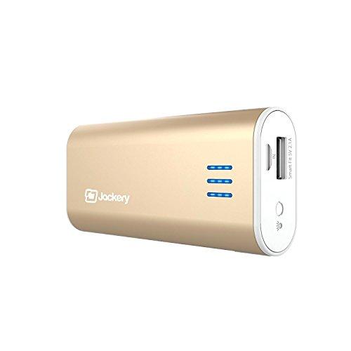 batterie externe jackery bar 6000mah 5v 2 1a pile panasonic chargeur portable power bank pour. Black Bedroom Furniture Sets. Home Design Ideas