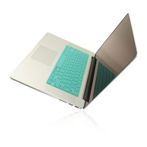 Buy  TopCase Solid Hot BLUE Keyboard Silicone Cover Skin for New Macbook Pro 15