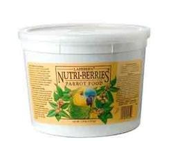 Cheap Lafeber's Nutri-Berries Parrot Food (3.25 lb bucket) (B0002ARFOM)