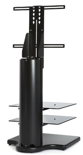 Origin II S2 Flat Panel TV Stand in Black