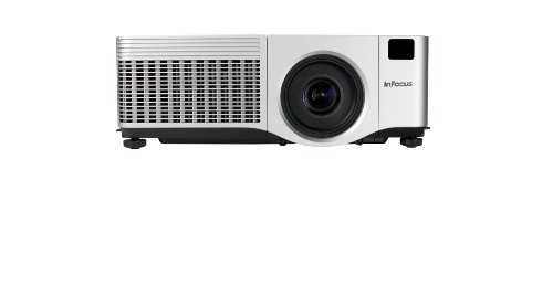Infocus In5104 High Performance Meeting Room Widescreen Lcd Projector, Network Capable, Optional Lenses, Wxga, 4000 Lumens
