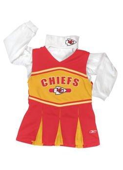 Kansas City Chiefs Youth Cheerleader Outfit - Buy Kansas City Chiefs Youth Cheerleader Outfit - Purchase Kansas City Chiefs Youth Cheerleader Outfit (Reebok, Reebok Dresses, Reebok Girls Dresses, Apparel, Departments, Kids & Baby, Girls, Dresses, Girls Dresses, Jumpers, Girls Jumpers, Jumper Dresses, Girls Jumper Dresses)