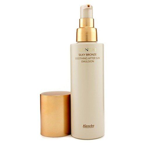 Sensai Silky Bronze Emulsione Dopo Sole, Unisex, 150 ml