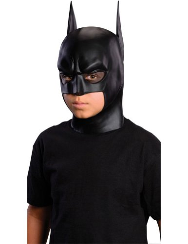 Scary-Masks Batman Full Child Mask Halloween Costume - Most Adults