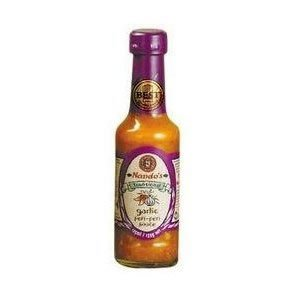 Nando Sauce Peri Pppr Garlic 47 Oz Pack Of 6 from Nando