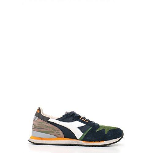 Diadora Man Shoes 45.5 Blue