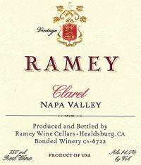 Ramey Claret 2009 750Ml
