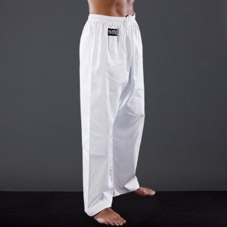 Blitz Sport Adult Cotton Student Karate Pants