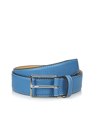 Leone Braconi Men's Delfino Leather Belt