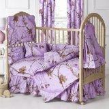 Kimlor Mills Realtree APC 2 Piece Sheet Set, Lavender