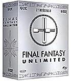 Coffret intégrale Final Fantasy unlimited [inclus 1 mobile cleaner, 1 livret et 1 plaque militaire]