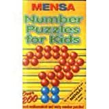 img - for Mensa Number Puzzles for Kids (Mensa Word Games for Kids) book / textbook / text book