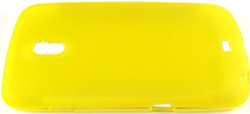 Gel Decken Fall Haut F&#252;r Samsung Galaxy Nexus i9250 / Yellow