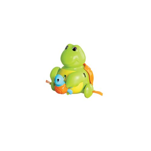 TOMY Cuddle and Go Baby Toy - 1